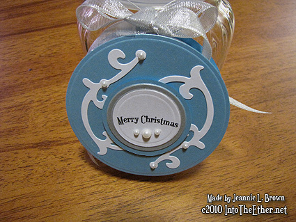 Christmas Ornament… What? too early?