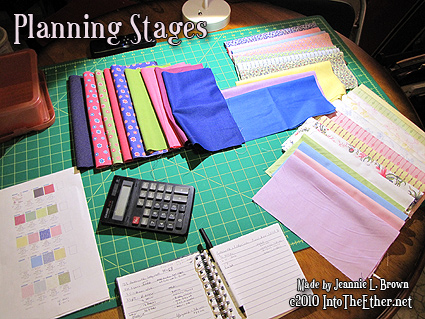 What's on your craft table right now?