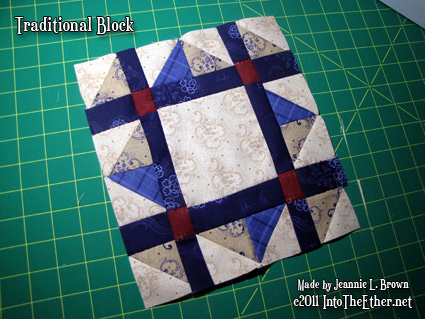 Traditional Block Contest Entry