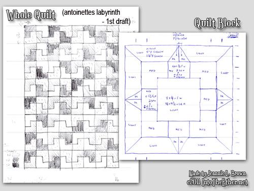 Tutorial on Designing Quilt Blocks in Photoshop
