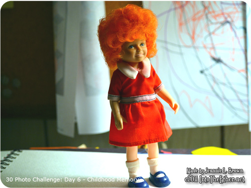 30 Day Photo Challenge: Day 6 – Childhood Memory