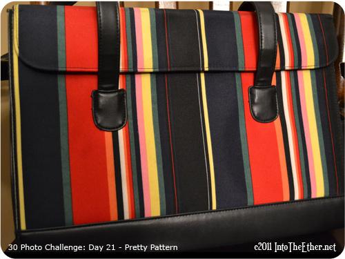 30 Day Photo Challenge: Day 21-Pretty Pattern