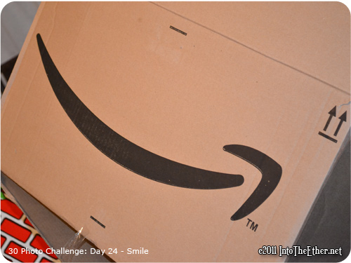 30 Day Photo Challenge: Day 24-A Smile