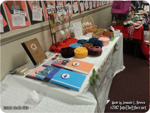 Craft Fair 2012