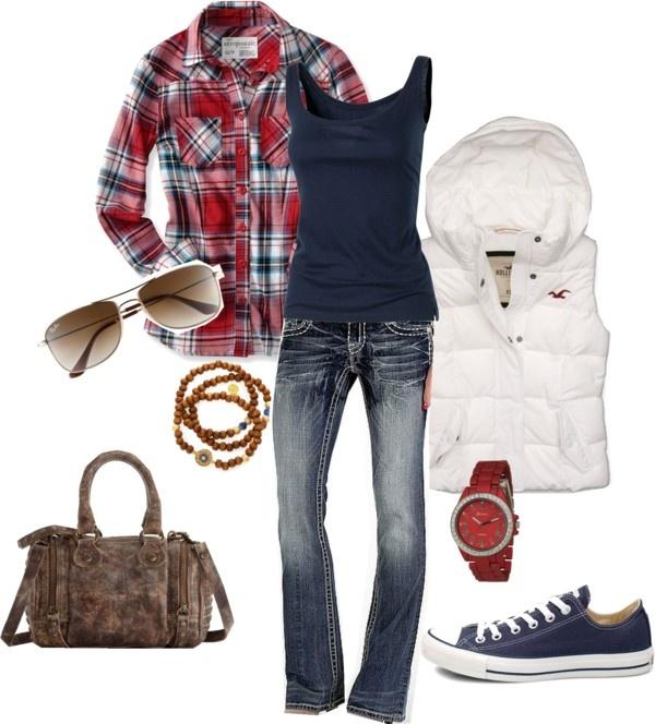 Jeans-Teeshirt-kinda girl