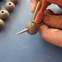 making-beads