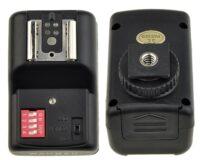 Neewer® 4 Channel Wireless Remote FM Flash Speedlite Radio Trigger