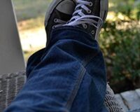 Converse Chuck Taylor All Star Lo Top Charcoal 5j794 Womens 7.5